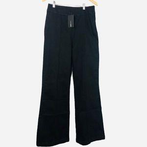Fashion Nova New black Jeans high waist size 9!